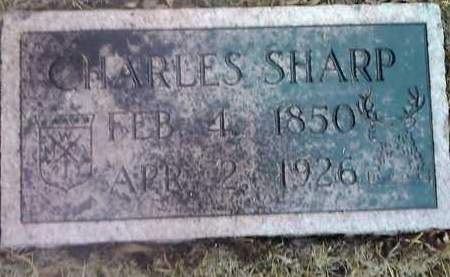 SHARP, CHARLES - Deuel County, South Dakota | CHARLES SHARP - South Dakota Gravestone Photos