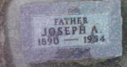 SHERMAN, JOSEPH A. - Deuel County, South Dakota | JOSEPH A. SHERMAN - South Dakota Gravestone Photos