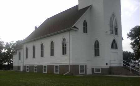 *SINGSAAS CHURCH, . - Deuel County, South Dakota | . *SINGSAAS CHURCH - South Dakota Gravestone Photos
