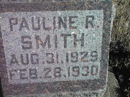 SMITH, PAULINE R. - Deuel County, South Dakota | PAULINE R. SMITH - South Dakota Gravestone Photos