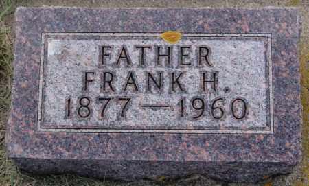 SPLINTER, FRANK H - Deuel County, South Dakota | FRANK H SPLINTER - South Dakota Gravestone Photos