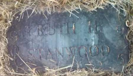 STANWOOD, RUTH - Deuel County, South Dakota | RUTH STANWOOD - South Dakota Gravestone Photos