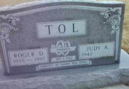 TOL, JUDY A. - Deuel County, South Dakota | JUDY A. TOL - South Dakota Gravestone Photos
