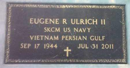 ULRICH, EUGENE R (MILITARY) - Deuel County, South Dakota | EUGENE R (MILITARY) ULRICH - South Dakota Gravestone Photos