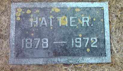 WASHBURN, HATTIE R. - Deuel County, South Dakota | HATTIE R. WASHBURN - South Dakota Gravestone Photos