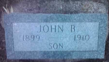 WEMMERING, JOHN B. - Deuel County, South Dakota   JOHN B. WEMMERING - South Dakota Gravestone Photos