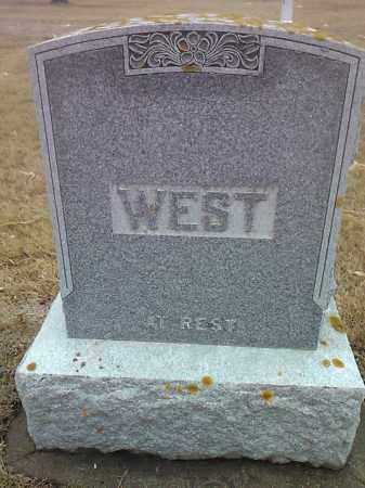 WEST, FAMILY STONE - Deuel County, South Dakota   FAMILY STONE WEST - South Dakota Gravestone Photos