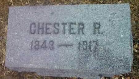 WESTCOTT, CHESTER R. - Deuel County, South Dakota | CHESTER R. WESTCOTT - South Dakota Gravestone Photos