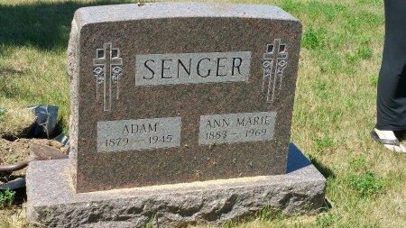 KRAFT SENGER, ANN MARIE - Dewey County, South Dakota | ANN MARIE KRAFT SENGER - South Dakota Gravestone Photos