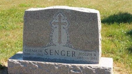 SENGER, ELIZABETH - Dewey County, South Dakota | ELIZABETH SENGER - South Dakota Gravestone Photos