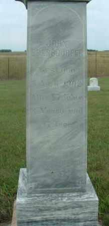 EBERSDORFER, JOHN - Douglas County, South Dakota | JOHN EBERSDORFER - South Dakota Gravestone Photos