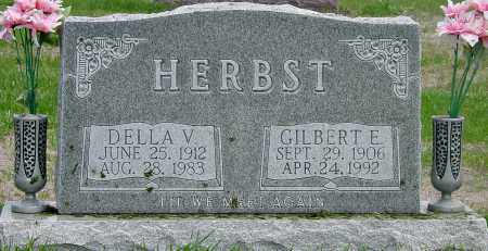 HERBST, DELLA V. - Douglas County, South Dakota | DELLA V. HERBST - South Dakota Gravestone Photos