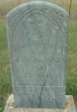 KLUBENSTEIN, ANNA - Douglas County, South Dakota   ANNA KLUBENSTEIN - South Dakota Gravestone Photos