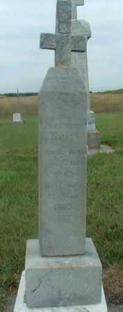 NOLZ, UNKNOWN - Douglas County, South Dakota   UNKNOWN NOLZ - South Dakota Gravestone Photos