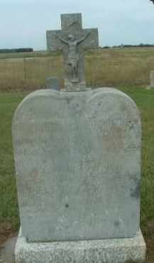 THURINGER, ELIZABETH - Douglas County, South Dakota   ELIZABETH THURINGER - South Dakota Gravestone Photos
