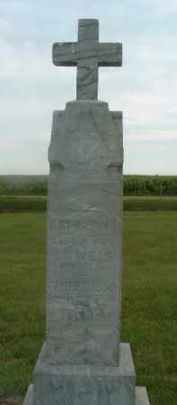 HAFNER WEISS, KATHARINA M. - Douglas County, South Dakota | KATHARINA M. HAFNER WEISS - South Dakota Gravestone Photos