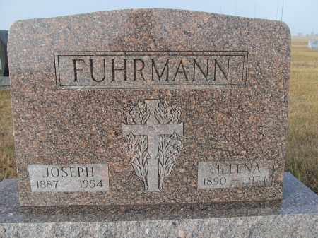 FUHRMANN, HELENA - Edmunds County, South Dakota   HELENA FUHRMANN - South Dakota Gravestone Photos