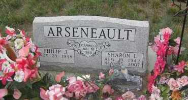 ARSENEAULT, SHARON L. - Fall River County, South Dakota | SHARON L. ARSENEAULT - South Dakota Gravestone Photos