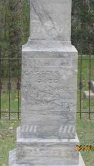CASSELS, MARY  M. - Fall River County, South Dakota   MARY  M. CASSELS - South Dakota Gravestone Photos