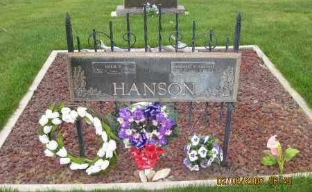 HANSON, HARM  H. - Fall River County, South Dakota | HARM  H. HANSON - South Dakota Gravestone Photos