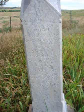 HINES, ANNIE K. - Fall River County, South Dakota | ANNIE K. HINES - South Dakota Gravestone Photos