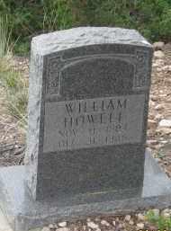HOWELL, WILLIAM - Fall River County, South Dakota | WILLIAM HOWELL - South Dakota Gravestone Photos