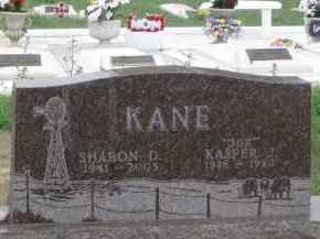 "KANE, KASPER  J.  ""JOE"" - Fall River County, South Dakota | KASPER  J.  ""JOE"" KANE - South Dakota Gravestone Photos"