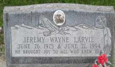 LARVIE, JEREMY  WAYNE - Fall River County, South Dakota | JEREMY  WAYNE LARVIE - South Dakota Gravestone Photos