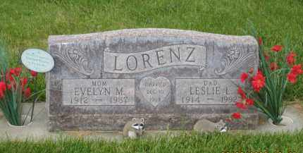 LORENZ, EVELYN  M. - Fall River County, South Dakota | EVELYN  M. LORENZ - South Dakota Gravestone Photos