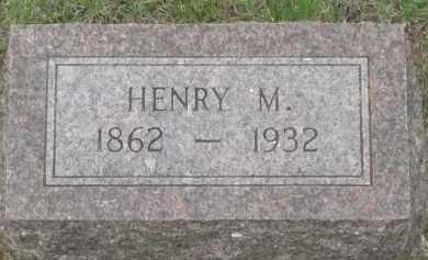 MARTY, HENRY  M. - Fall River County, South Dakota | HENRY  M. MARTY - South Dakota Gravestone Photos