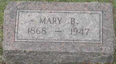 MARTY, MARY  B. - Fall River County, South Dakota   MARY  B. MARTY - South Dakota Gravestone Photos