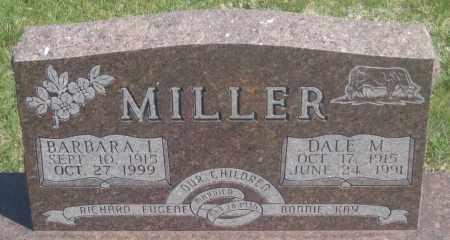 MILLER, BARBARA  I. - Fall River County, South Dakota | BARBARA  I. MILLER - South Dakota Gravestone Photos