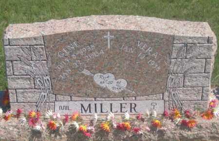 MILLER, VERA - Fall River County, South Dakota   VERA MILLER - South Dakota Gravestone Photos