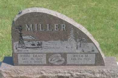 MILLER, RUTH M. - Fall River County, South Dakota | RUTH M. MILLER - South Dakota Gravestone Photos