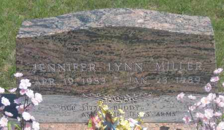 MILLER, JENNIFER  LYNN - Fall River County, South Dakota | JENNIFER  LYNN MILLER - South Dakota Gravestone Photos