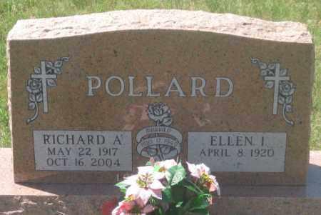 POLLARD, RICHARD A. - Fall River County, South Dakota | RICHARD A. POLLARD - South Dakota Gravestone Photos