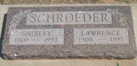 SCHROEDER, LAWRENCE - Fall River County, South Dakota | LAWRENCE SCHROEDER - South Dakota Gravestone Photos