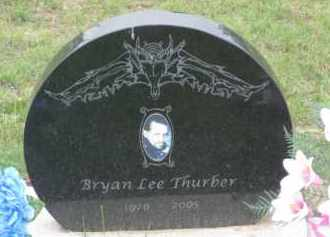 THURBER, BRYAN  LEE - Fall River County, South Dakota   BRYAN  LEE THURBER - South Dakota Gravestone Photos