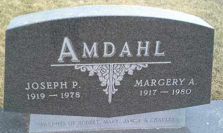 AMDAHL, MARGERY A - Grant County, South Dakota | MARGERY A AMDAHL - South Dakota Gravestone Photos