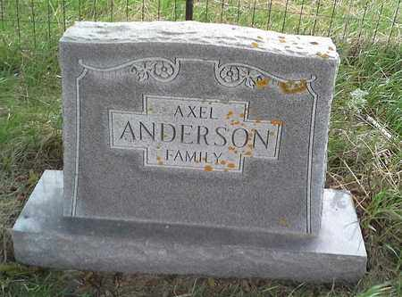 ANDERSON, FAMILY STONE - Grant County, South Dakota | FAMILY STONE ANDERSON - South Dakota Gravestone Photos