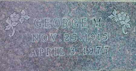 ANDERSON, GEORGE M. - Grant County, South Dakota | GEORGE M. ANDERSON - South Dakota Gravestone Photos