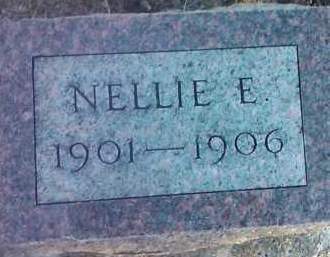 ANDERSON, NELLIE E. - Grant County, South Dakota | NELLIE E. ANDERSON - South Dakota Gravestone Photos