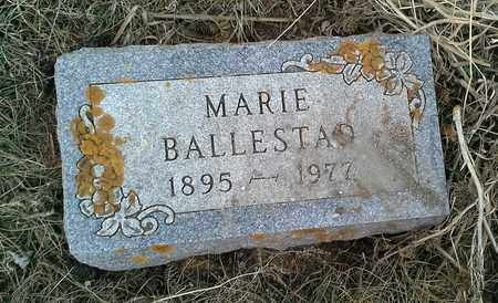 BALLESTAD, MARIE - Grant County, South Dakota | MARIE BALLESTAD - South Dakota Gravestone Photos