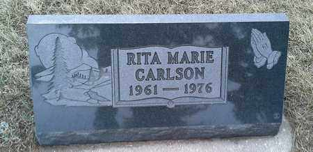 CARLSON, RITA MARIE - Grant County, South Dakota | RITA MARIE CARLSON - South Dakota Gravestone Photos