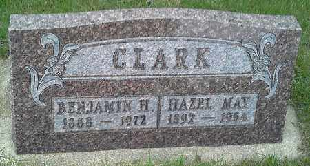 CLARK, BENJAMIN - Grant County, South Dakota | BENJAMIN CLARK - South Dakota Gravestone Photos