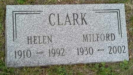 CLARK, HELEN - Grant County, South Dakota | HELEN CLARK - South Dakota Gravestone Photos