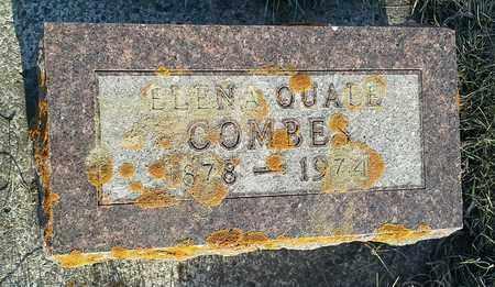 COMBES, ELENA - Grant County, South Dakota   ELENA COMBES - South Dakota Gravestone Photos
