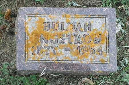 ENGSTROM, HULDAH - Grant County, South Dakota | HULDAH ENGSTROM - South Dakota Gravestone Photos