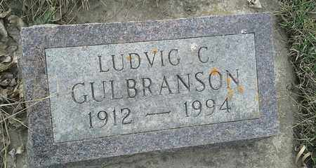 GULBRANSON, LUDVIG C - Grant County, South Dakota | LUDVIG C GULBRANSON - South Dakota Gravestone Photos