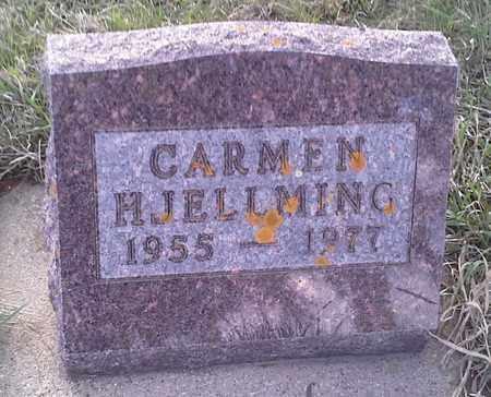 HJELLMING, CARMEN - Grant County, South Dakota | CARMEN HJELLMING - South Dakota Gravestone Photos
